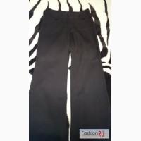 Черные прямые брюки FaLinda 42-44 в Москве