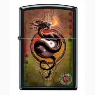 Зажигалка Zippo 7394 Anne Stokes Chinese Dragon