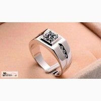 Мужское серебряное кольцо печатка класса в Самаре