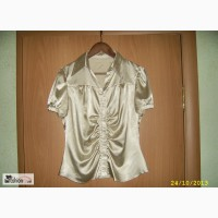 Блуза женская шёлк-стреч 46-48 р в Краснодаре