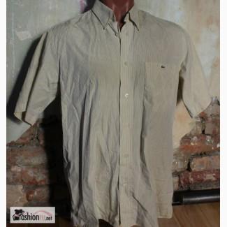 Мужская рубашка Lacoste Модель F5182 в Мурманске