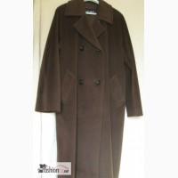 Пальто кашемир 48-50 р. по летней цене Gil Bret (Германия) новое в Новосибирске
