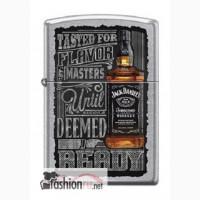 Зажигалка Zippo 1601 Jack Daniels Tennessee Whiskey Old No. 7