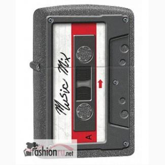 Зажигалка Zippo 78252 Cassette Tape