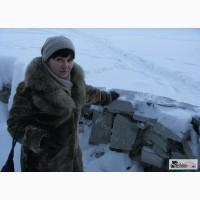 Шубу мутон песцовый воротник в Челябинске