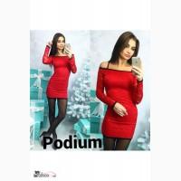 Оригинальное кружевное платье Артикул: Ам9382-1