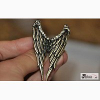 Кольцо Angel Crystal античное золото К50 в Ростове-на-Дону