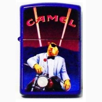 Зажигалка Zippo Camel CZ 015 Joe Tuxedo Hollywood