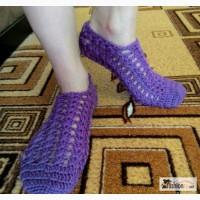 Ручная работа, ажурные носки, размер 37- в Ростове-на-Дону