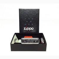 Зажигалка Zippo 8589 Jack Daniels Street Chrome