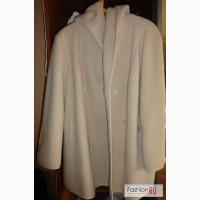 Шерстяное пальто trioni размер 62-64