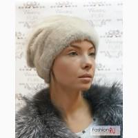 Шапки из норки женские купить в Москве