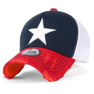 Бейсболка Star Embroidery 4 цвета