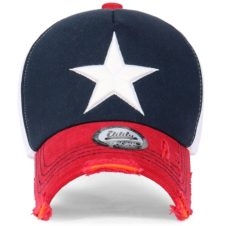 Фото 2. Бейсболка Star Embroidery 4 цвета