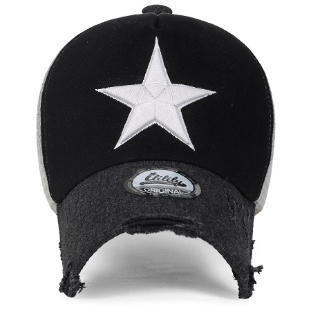 Фото 5. Бейсболка Star Embroidery 4 цвета