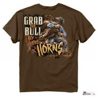 Футболка Buckwear Grab The Bull