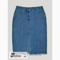 Джинсовые юбки секонд хенд в Омске
