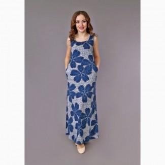 Платье трикотажное Селестина