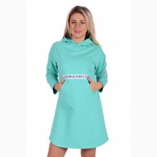 Платье из ангоры Зелда