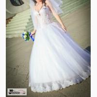 Свадебное платье 44-46 размера в Новосибирске