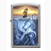 Зажигалка Zippo 3536 Mazzi Sea Monster