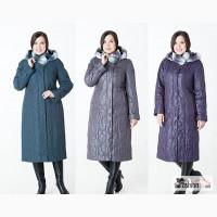 Осенние стеганые пальто больших размеров Форте Примо в Екатеринбурге