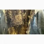 Продам женскую натуральную дубленку из овчины