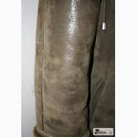 ДУБЛЕНКА BEGO leather fabric 46-48 размер в Челябинске