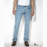 Джинсы Levis 501 Light Stonewash, Original Fit W32 -L34