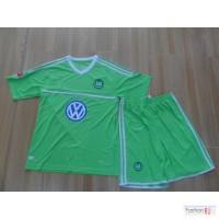 Футбольная форма Wolfsburg