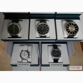 Женские серебряные ювелирные часы новые НИКА в Москве