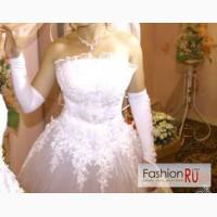 Свадебное платье 42 размер в Волжском