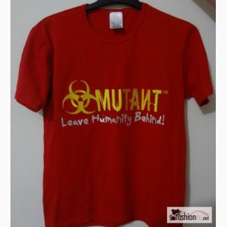 Стрейчевая футболка Mutant в Краснодаре