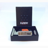 Зажигалка Zippo 206 New York Twin Towers