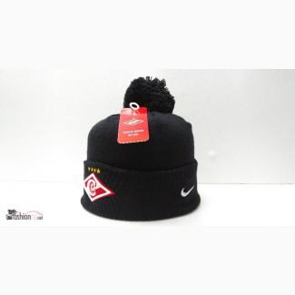 Шапка Спартак Nike black в Москве
