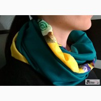 Снуд шарф двусторонный в Уфе
