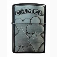 Зажигалка Zippo Camel CZ 078 A Flaming Z