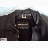 Новая мужская кожаная куртка 3ХL в Челябинске
