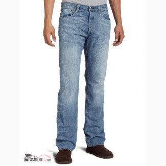 Джинсы Levis 501 Light Mist, Original W33
