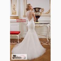 Красивое свадебное платье коллекция Beautiful dream 2016
