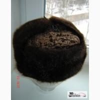 Шапка - ушанка зимняя мужская меховая в Москве