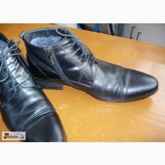 Ботинки зимние мужские «MX» (Швеция) в Челябинске