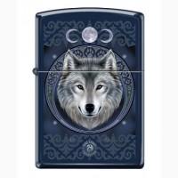 Зажигалка Zippo 5175 Anne Stokes Wolf and Moons