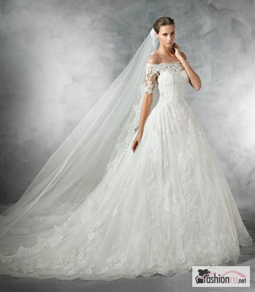 7b3759c0d881543 Продам СВАДЕБНОЕ платье Pronovias Pleasant в Краснодаре, Свадебные ...