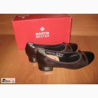 Туфли Paar от Martin Bester корич 39 Германия Сербия кожа в Новосибирске