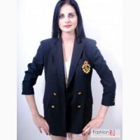 Женский черный пиджак Ralph Lauren (Ральф Лорен в Москве