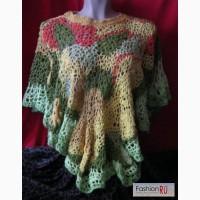 Ручное вязание. Авторские изделия. кофты, шали, платья в Рыбинске