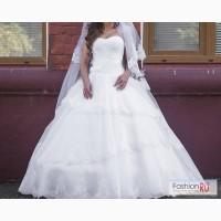 Свадебное платье Natalia Romanova SONESTA 2014г. в Благовещенске