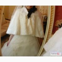Свадебная накидка/манто в Омске