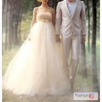 Новое свадебное платье для беременной невесты